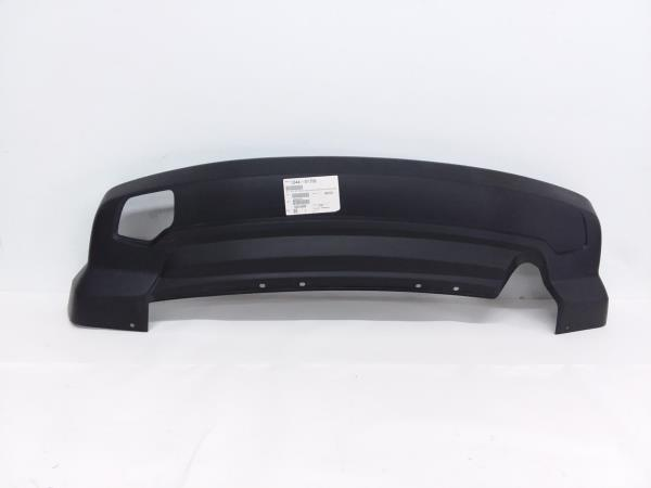Bumper Cover For 2011-2017 Jeep Patriot Rear Lower Plastic Textured