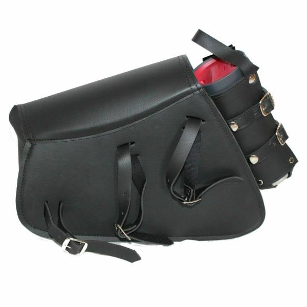 LEFT & RIGHT SIDED WATERPROOF MOTORCYCLE SWING ARM SOLO BAGS FOR HONDA – HV9R