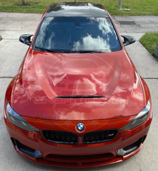 Price Comparisons Bmw F80 F82 Gts Vorsteiner Carbon Fiber: M3 M4 GTS STYLE ALUMINUM OE REPLACEMENT HOOD FOR 15-19 BMW