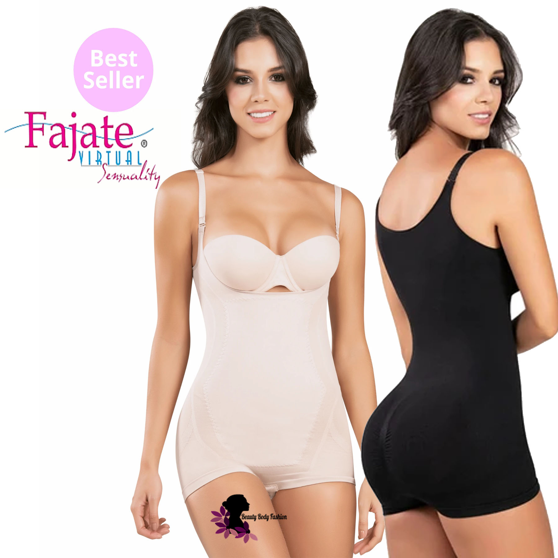 Fajas Colombianas Fajate/&Shaping Short Invisible Under Jeans Butt Lifter Fajate