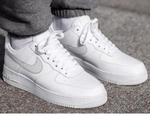 fantastic savings buy sale quality products Details about Nike Air Force 1 07 SU19 Trainer White Size 8 9 10 11 12 Mens  Shoes CD9066-100
