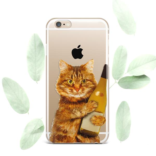 Buttons the Cat iPhone 11 case