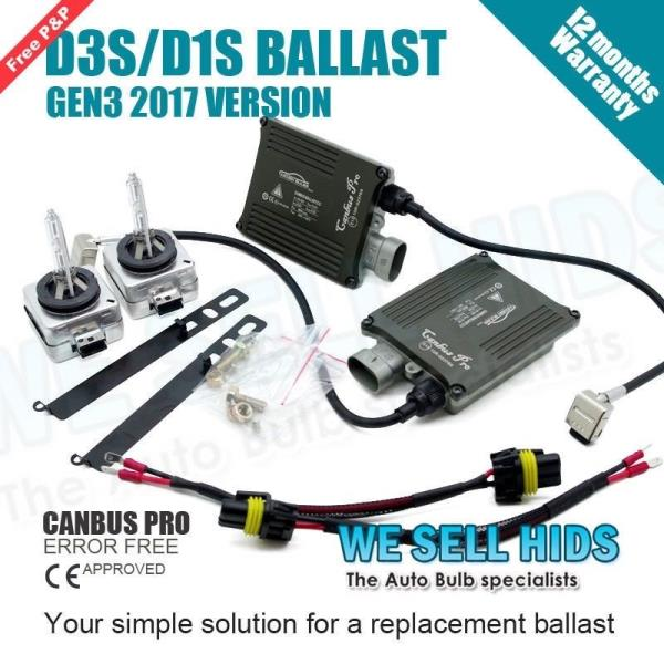 35w Hid Ballast kit D2 replacement for Honda Accord