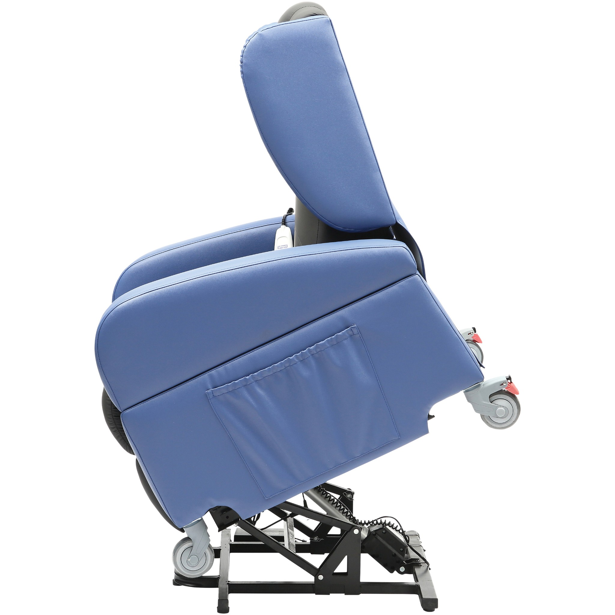 Details about Brookfield Dual Motor Riser Recliner Chair 160kg Weight Capacity