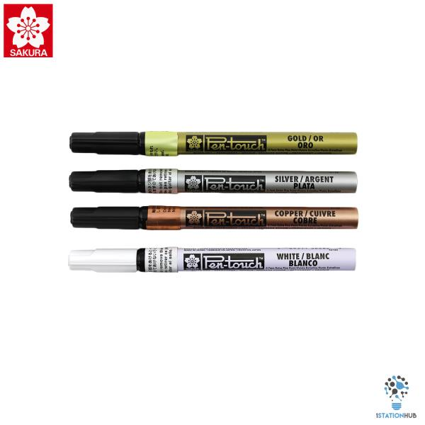 Sakura Pen Blister Card Permanent Marker Black 1.0mm