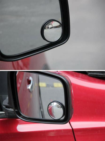 Right Driver Off Side Wide Angle Wing Mirror Glass for BMW 3 Series E46 98-05