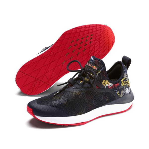 Details about [339812-01] Mens Puma RBR Red Bull Racing Evo Cat II Graphic