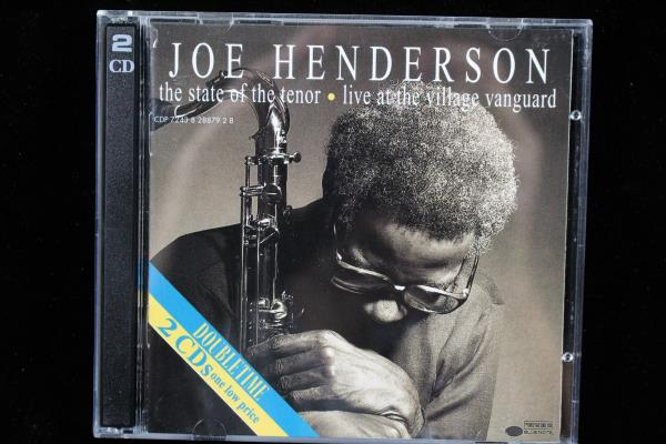 Image result for joe henderson state of the tenor