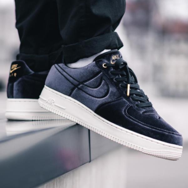 Details about Nike Air Force 1 07 PRM 3 Black Size 8 9 10 11 12 Mens Shoes AT4144 001 Max