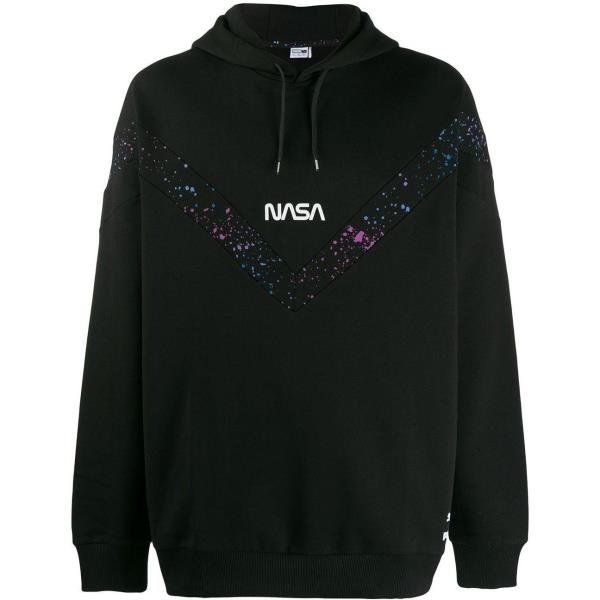 Details about [597135-01] Mens Puma X NASA Space Agency Hoody