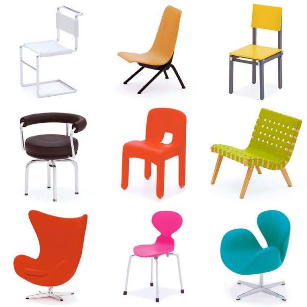 Reac Japan Design Interior Collection 1 12 Mini Designers Chair Vol 5 Ebay