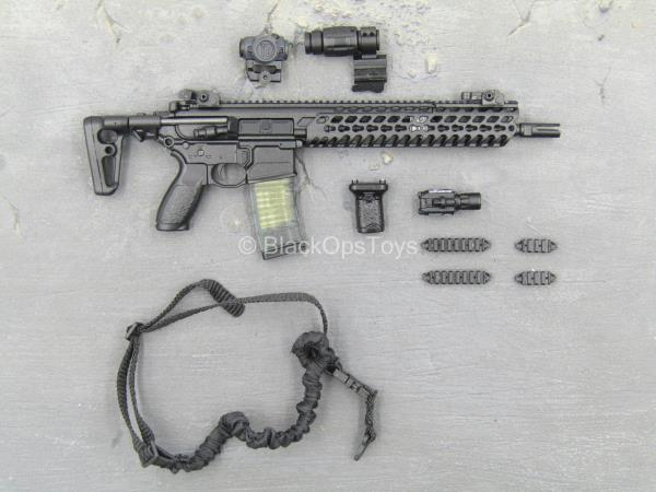 M4-B carbine Assault Rifle 1//6 scale Mini Times USA *TOY NOT LIFE SIZE* In Stock