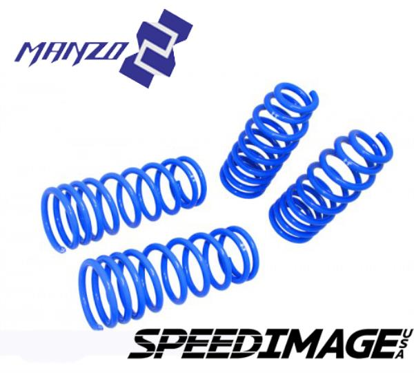 Manzo USA Honda CR-Z Lowering Drop Springs Coil Kit