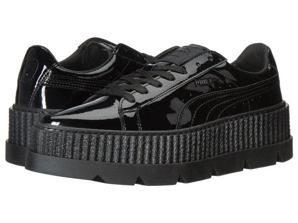 Details about [366270 01] Womens Puma Pointy Creeper Patent Leather Fenty Rihanna