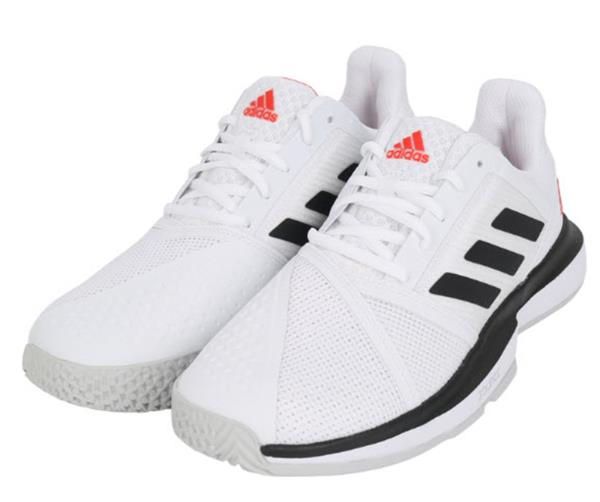 Noroeste fragmento césped  Adidas Men Court JAM Tennis Shoes Running White Training Sneakers Shoe  EE4320 | eBay