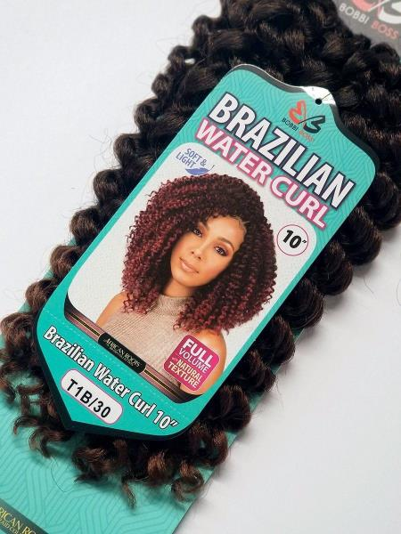 bobbi boss brazilian water curl