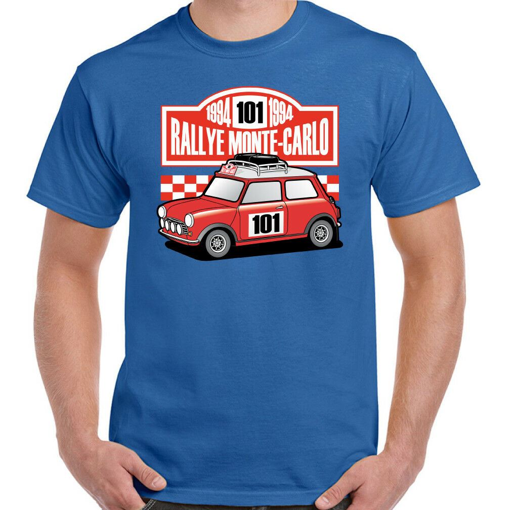 MINI 5XL GOOD THINGS COME SMALL PACKAGES MENS T SHIRT COOPER RETRO CLASSIC S