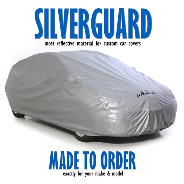 Coverking Silverguard All-Weather Custom Tailored Car Cover for Porsche Boxster