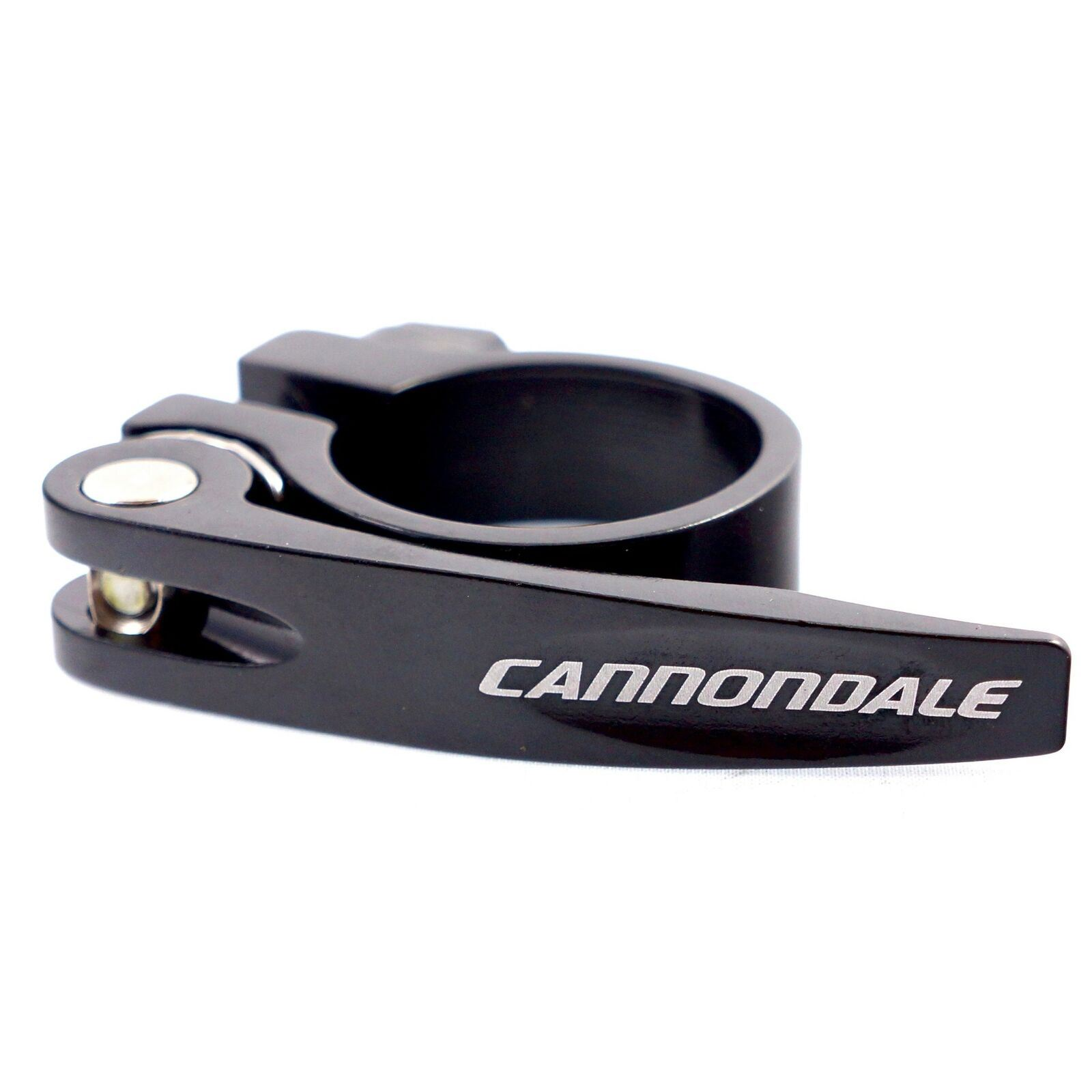 Cannnondale Seatpost  31.8mm Clamp Black Road//Mountain//City//Folding