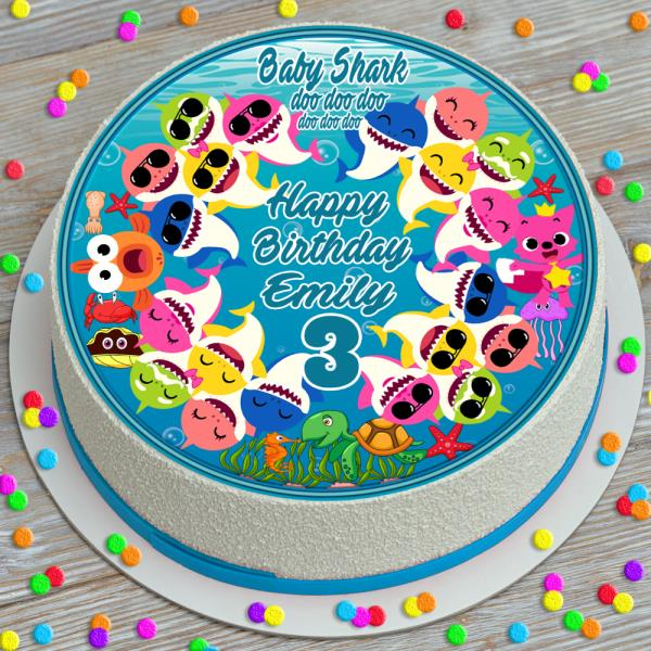 BABY GIRL BIRTHDAY SHOWER   CAKE  TOPPER A4  EDIBLE ICED// ICING   PERSONALISED