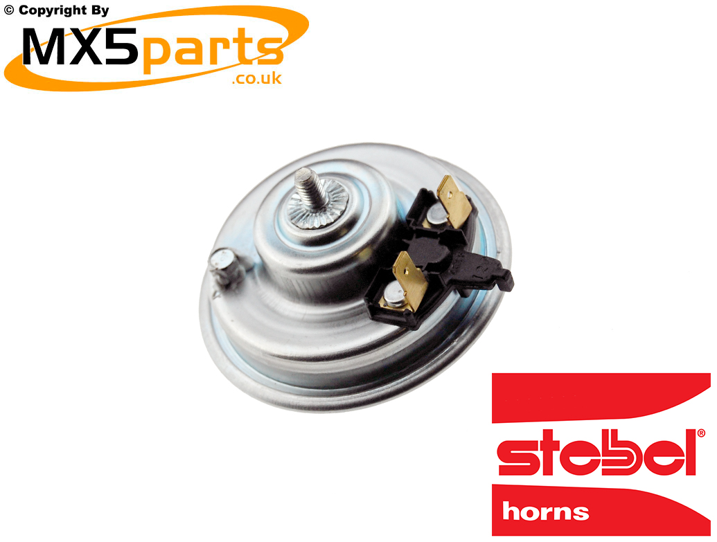 Motorcycle Horn Stebel HF80 12V 109db Electromagnetic High Tone Car