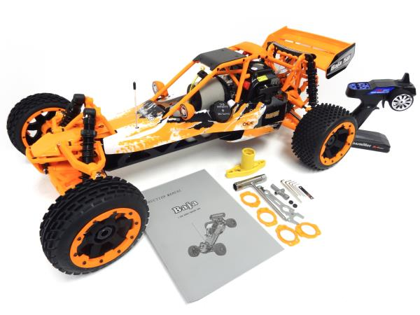 1 5 Rovan 30 5cc Baja Gas Buggy Orange Hpi Baja 5b Ss King Motor Compatible Rtr Ebay