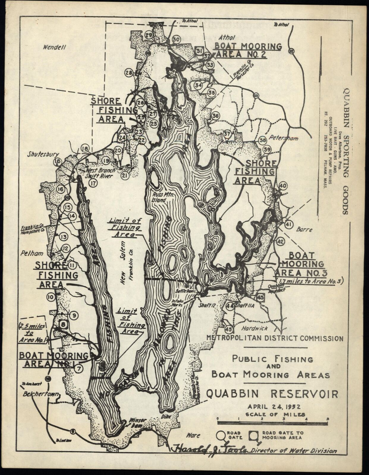 Details about Machusetts Quabbin Reservoir 1952 fishing boating sporting on new england hiking map, cape cod hiking map, united states hiking map, quabbin bicycle routes map, loch raven map, quabbin gate map, cranberry river hiking map, lake mead hiking map, wachusett reservoir map, quabbin reservoir topographic map, blue hills hiking map, wachusett mountain hiking map, forest park trail map, cemetary quabbin reservoir map, mount greylock hiking map, quabbin massachusetts abandoned places, quabbin fishing map, quabbin aqueduct map, quabbin visitor center, mount tom hiking map,