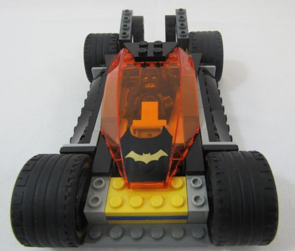 1989 Batman Batmobile Custom Set US SELLER - FITS LEGO