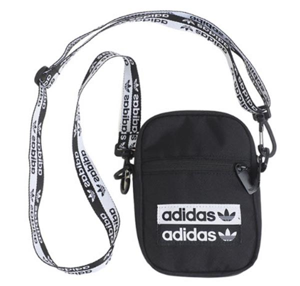 Educación moral Condicional Florecer  Adidas Vocal Festival Bags Messenger Black Running Bag Casual GYM Sack  EJ0975 | eBay