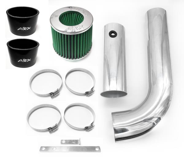 AirX Racing Green 2PC For 2005-2008 Acura RL 3.5L V6 Cold