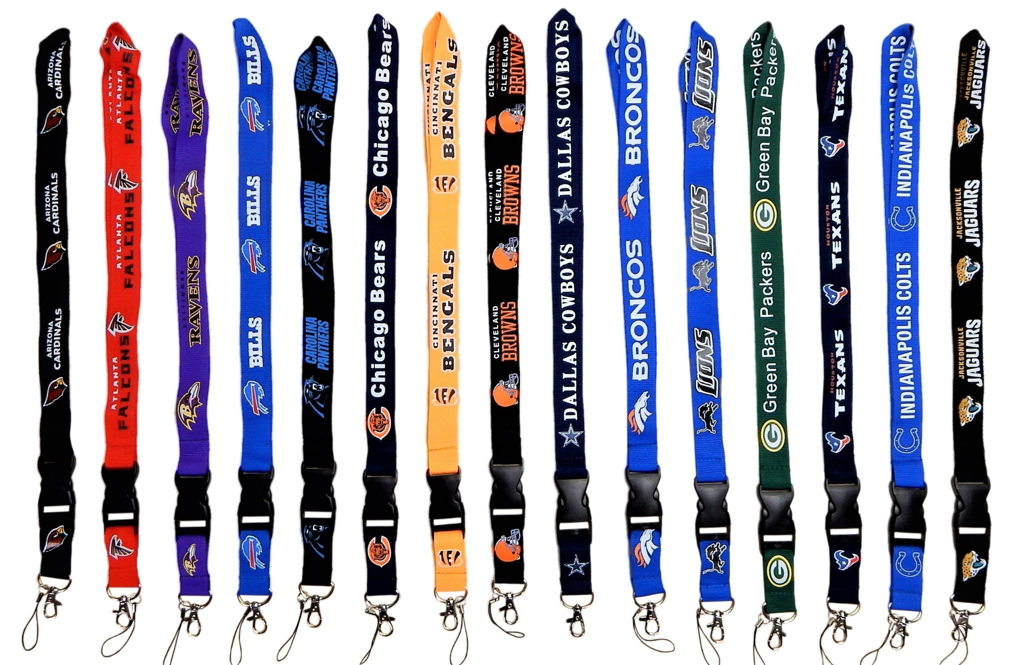 TENNESSEE VOLUNTEERS NEW LANYARD WITH DETATCHABLE CLIP PLUS TICKET HOLDER