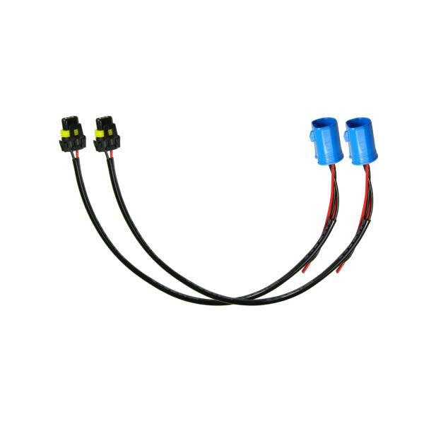 9004 to 9006 Wire Harness for HID ballast to stock socket