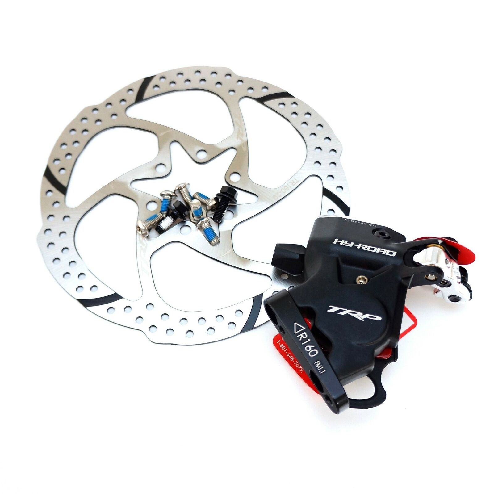 SHIMANO FRONT 140//160MM ROTOR FLAT MOUNT ROAD DISC CALIPER MOUNT PLATE