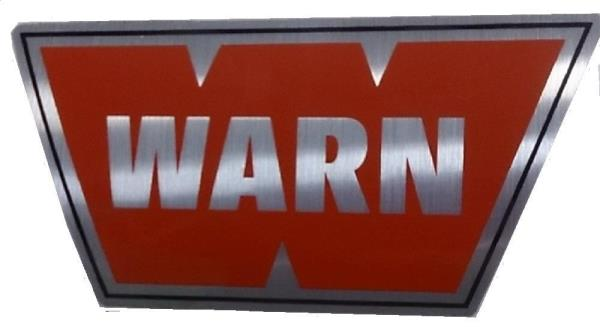 WARN 24434 WARN Sticker