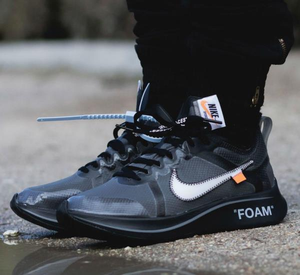 Details about OFF,WHITE X Nike Zoom Fly SP Black Size 7 8 9 10 11 12 Mens  Shoes AJ4588,001
