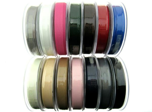 25mm POLYESTER SEAM BINDING TAPE by BERISFORDS