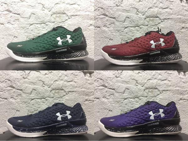 Green 1276195-301 New Men/'s Under Armour Curry 1 Low Basketball Shoe