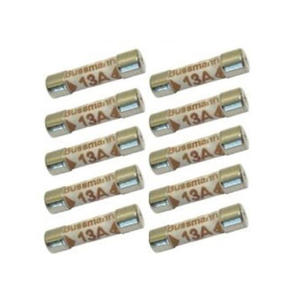 13AMP Fuses Household Replacement 13A Fuse 4pcs UK