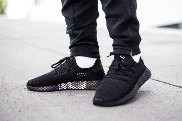 Details about Adidas Deerupt Runner Sneakers Future White Size 8 9 10 11 12 Mens NMD Boost New