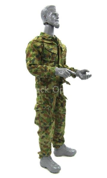 1//6 Scale Toy Special Air Service Regiment-Sean Bannon-Australian DCP Camo Uniform Set