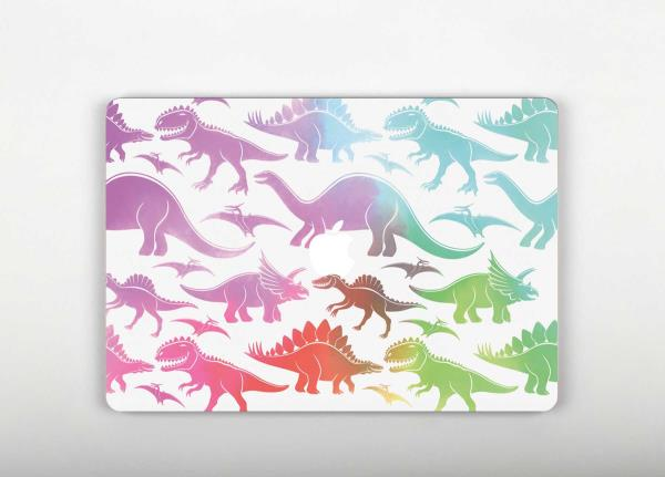 Cute Dinosaurs Cover Case For Apple Macbook Pro Retina Air 11 12 13 15 2016