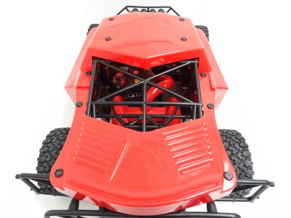 Unbreakable Shell Roll Cage Crash Body Protection Frame For 1 5 Losi 5ive T 5t Ebay