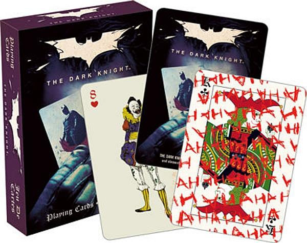 DC Comics Justice League The Joker Comic Art Illustrated Playing Cards SEALED