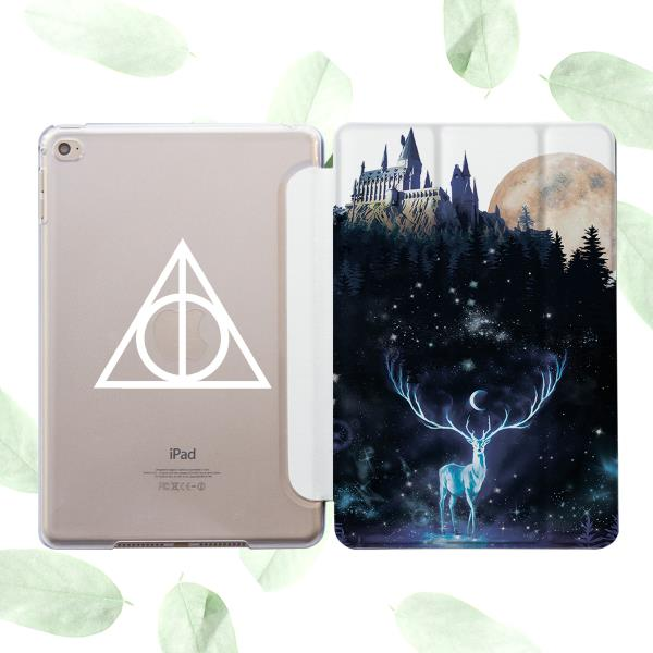 Harry Potter Always Smart Cover Case For iPad Pro 12.9 11 10.5 9.7 Air Mini 3 5