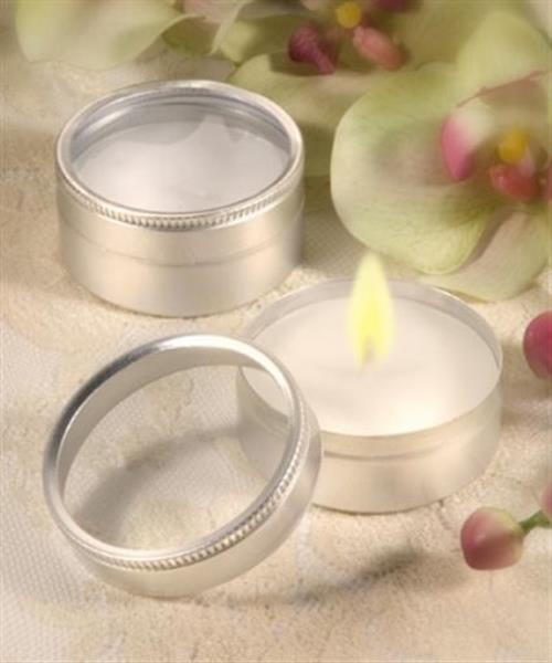 30 Travel Candles Vanilla Scented Candle Wedding Favors Bridal Shower Favors Ebay