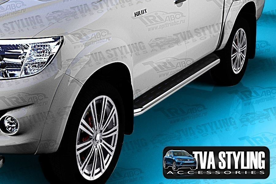 KIA SORENTO SIDE STEPS RUNNING BOARDS CALIBRE 2002-09 OEM QUALITY