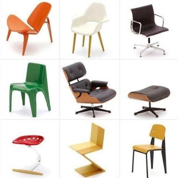Reac Japan Design Interior Collection 1 12 Mini Designers Chair Vol 2 Ebay