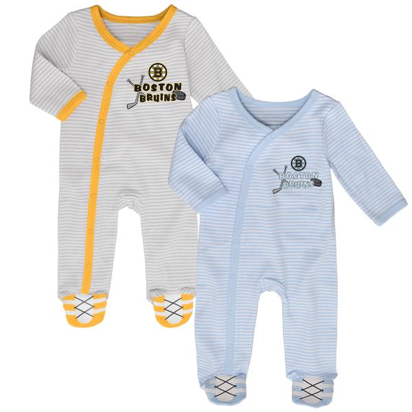 NFL Infant Boys Printed Sleepwear Zip Up Coverall