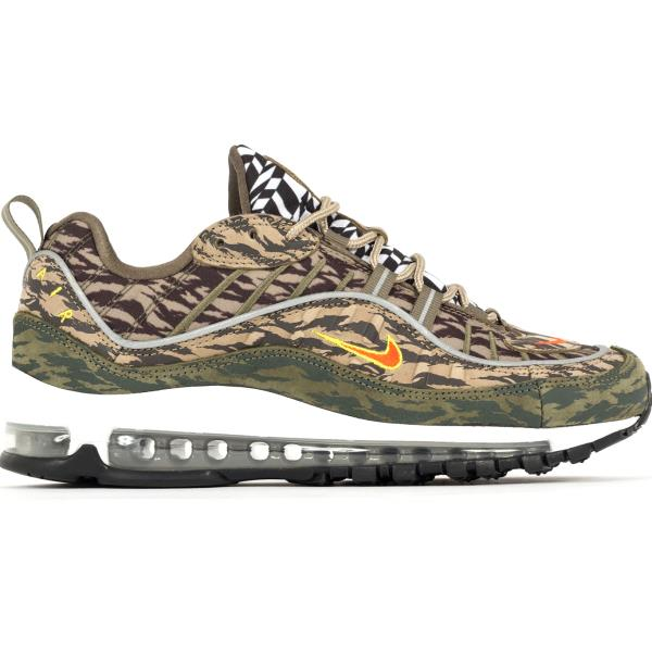 Details about Nike Air Max '98 Sneakers Tiger Camo Size 8 9 10 11 12 Mens Shoes New