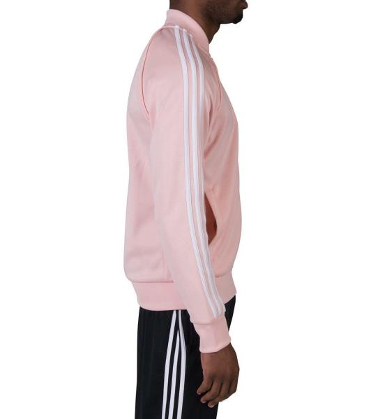 Details about NEW MEN'S ADIDAS ORIGINALS SUPERSTAR TRACK JACKET ~SIZE LARGE #CE8041 PINK